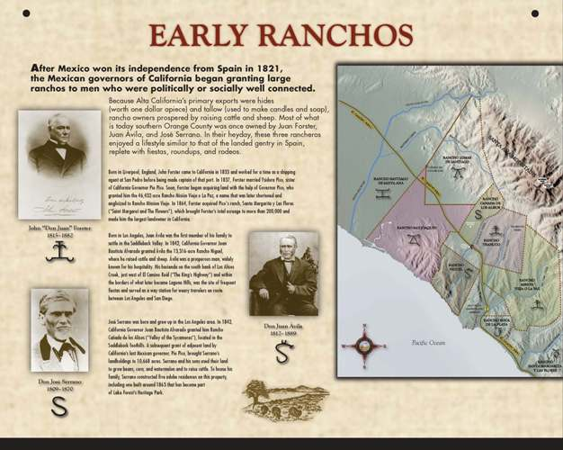 Early Ranchos